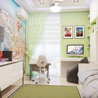 маленькие детские комнаты дизайн фото 29