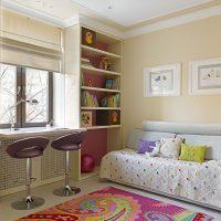 маленькие детские комнаты дизайн фото 30