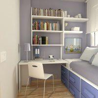маленькие детские комнаты дизайн фото 31