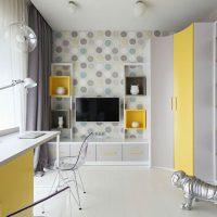 маленькие детские комнаты дизайн фото 32