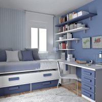 маленькие детские комнаты дизайн фото 33