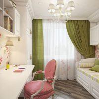 маленькие детские комнаты дизайн фото 36