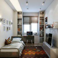 маленькие детские комнаты дизайн фото 37