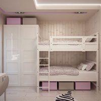 маленькие детские комнаты дизайн фото 38