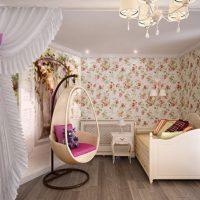 маленькие детские комнаты дизайн фото 4