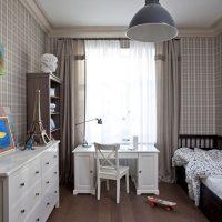 маленькие детские комнаты дизайн фото 41