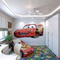 маленькие детские комнаты дизайн фото 42