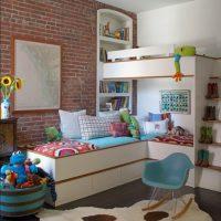 маленькие детские комнаты дизайн фото 43