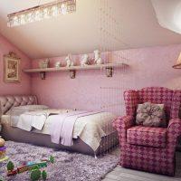 маленькие детские комнаты дизайн фото 46