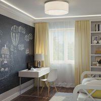 маленькие детские комнаты дизайн фото 53