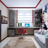 маленькие детские комнаты дизайн фото 55