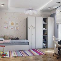 маленькие детские комнаты дизайн фото 57