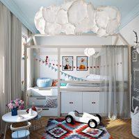 маленькие детские комнаты дизайн фото 59