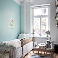 маленькие детские комнаты дизайн фото 6