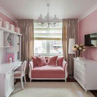 маленькие детские комнаты дизайн фото 7