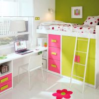 маленькие детские комнаты дизайн фото 8
