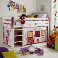 маленькие детские комнаты дизайн фото 9