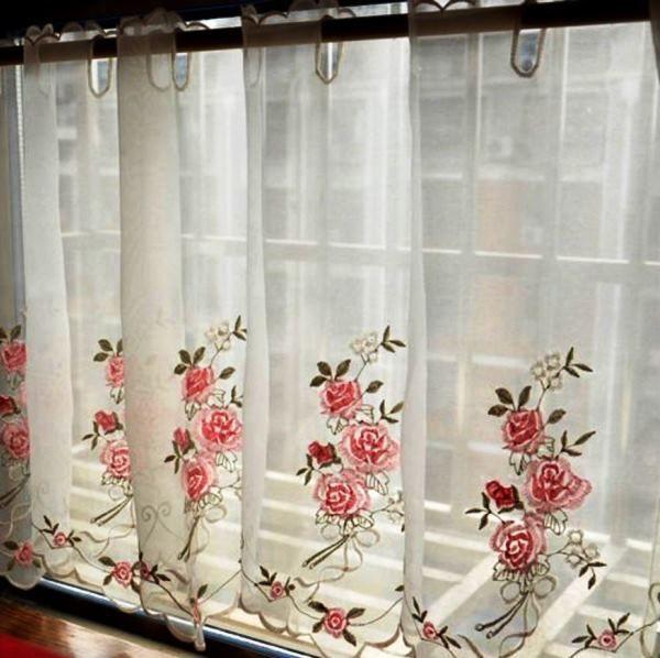 шторы с рисунком фото 2