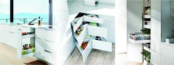 системы хранения на кухне фото 13