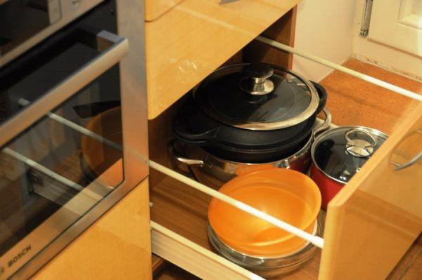 системы хранения на кухне фото 15