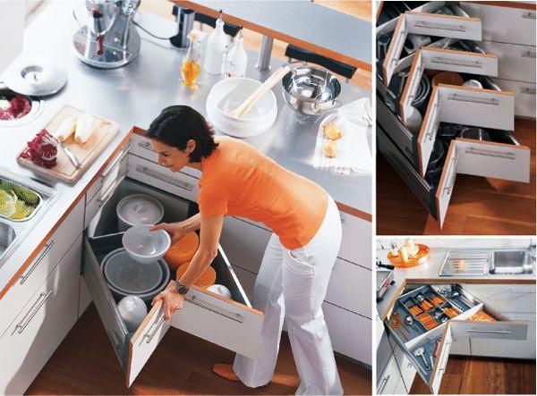 системы хранения на кухне фото 17