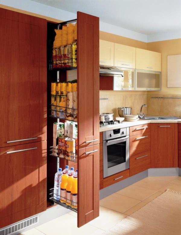 системы хранения на кухне фото 19