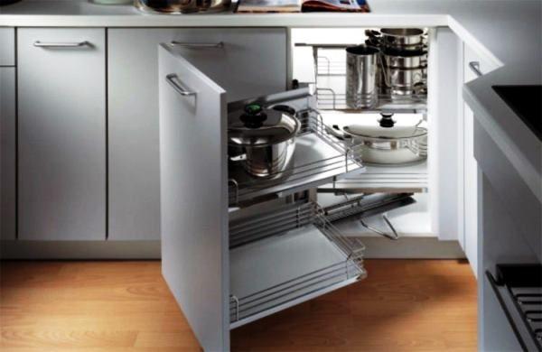 системы хранения на кухне фото 23