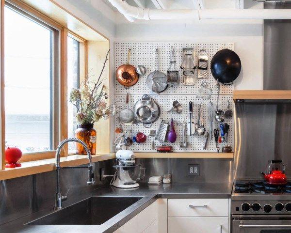 системы хранения на кухне фото 25