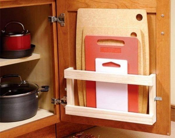 системы хранения на кухне фото 27