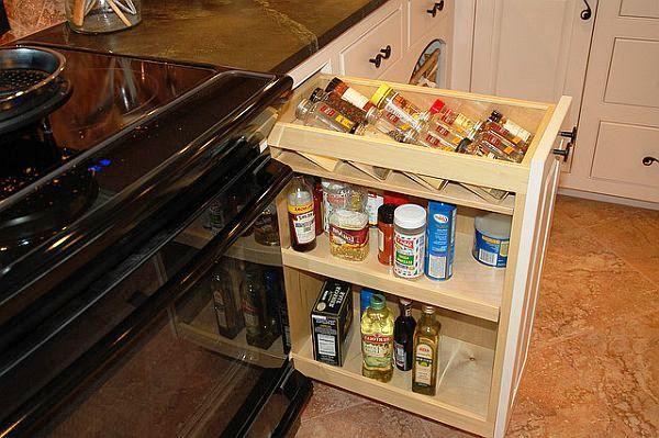 системы хранения на кухне фото 29