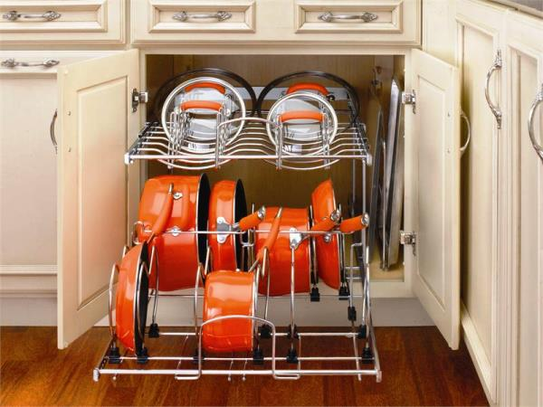 системы хранения на кухне фото 3