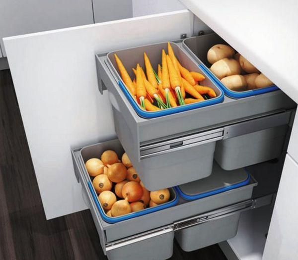 системы хранения на кухне фото 36