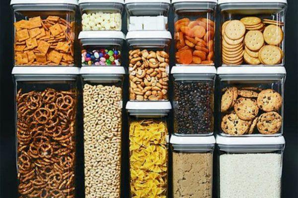 системы хранения на кухне фото 37