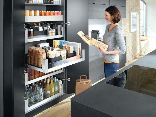 системы хранения на кухне фото 4