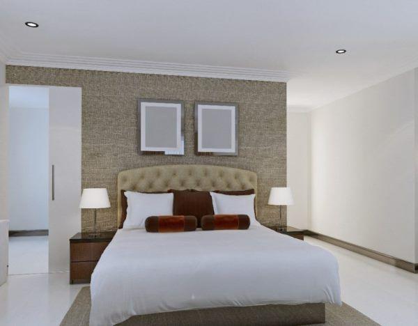 виды натяжных потолков фото для спальни