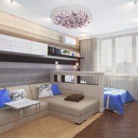 планировка гостиной фото 65