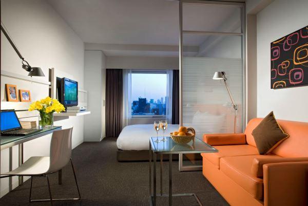 Дизайн однокомнатной квартиры 40 кв м фото интерьера