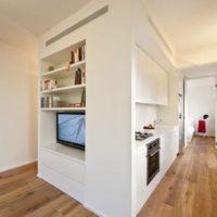 дизайн 1-комнатной квартиры 40 кв м фото 35