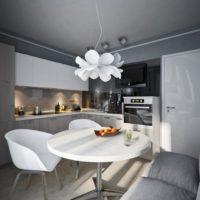 дизайн 1-комнатной квартиры 40 кв м фото 8