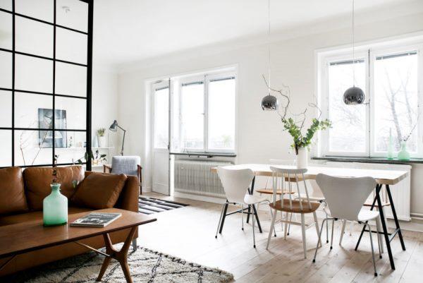 дизайн гостиной в стиле минимализм реальные фото