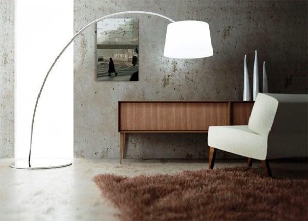 гостиная в стиле минимализм фото 13