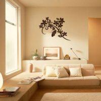 интерьер гостиной в стиле минимализм фото 16