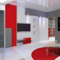 интерьер гостиной в стиле минимализм фото 22