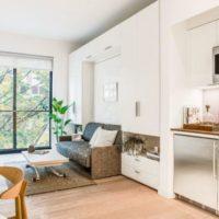 интерьер гостиной в стиле минимализм фото 23