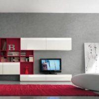 интерьер гостиной в стиле минимализм фото 25