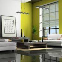 интерьер гостиной в стиле минимализм фото 30