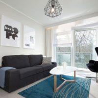 интерьер гостиной в стиле минимализм фото 41