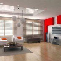 интерьер гостиной в стиле минимализм фото 45