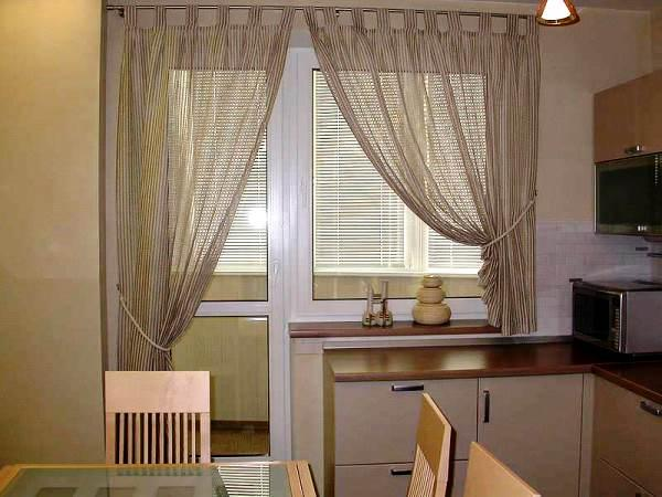 кухня совмещенная с балконом дизайн фото 5