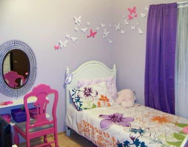 детская комната для девочек фото 21